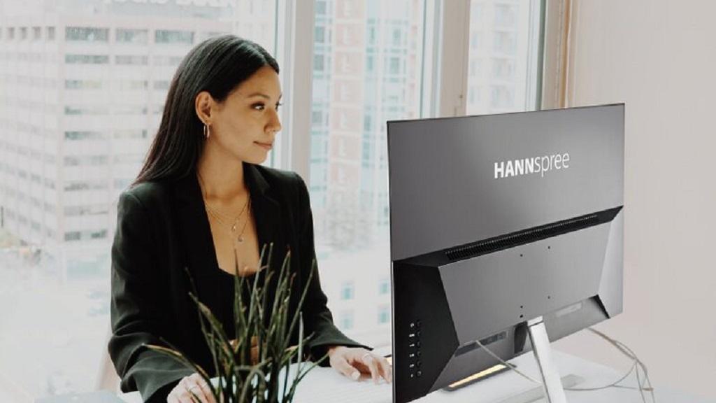 Hannspree monitor