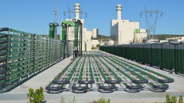 Planta AlgaEnergy - Arcos de la Frontera