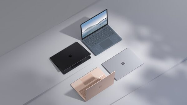 Surface Laptop 4 y Surface Book 2