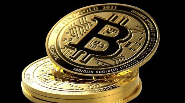 bitcoin de oro