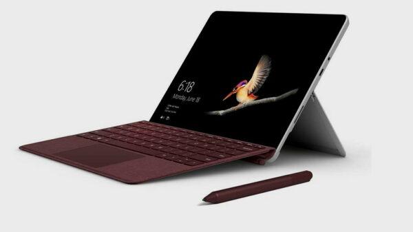 Surface Go portada