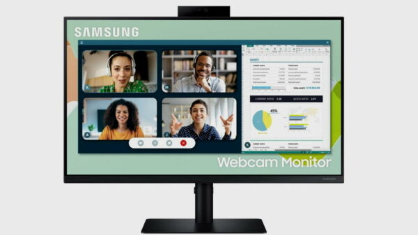 amsung Webcam Monitor S4